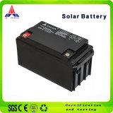 El Viento Solar y batería recargable (12V 65Ah)