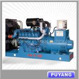 60Hz 77kw à 541kw Doosan Groupe électrogène diesel refroidi par eau
