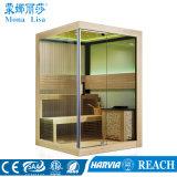 Salle de sauna maison en bois de cèdre canadien (M-6034)