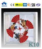 Высокое качество Jinghua художественных K-10 Окраска стекла блок/кирпича
