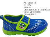 Numéro 49536 chaussures d'action de sport d'enfants avec la bande magique