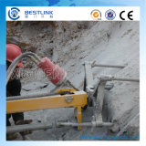 Pneumatic Down The Hole Driller Machine pour Rock Blasting