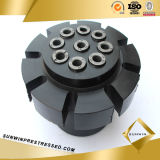 15.24mm Multistrand Anchor Coupler for Prestressed Concrete
