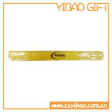 Bracelete de venda quente da batida do silicone com logotipo do projeto (YB-SW-15)