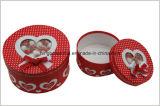 Rectángulo de lujo del caramelo del acondicionamiento de los alimentos del chocolate del regalo