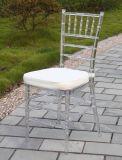 屋外の結婚式のための樹脂のChiavariの椅子