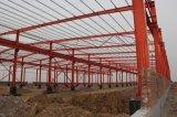Licht Staal Geprefabriceerd Pakhuis voor de Markt van Afrika