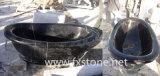 Talladas mano Marble Bath tinas (BJ-feixiang016)