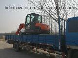 販売のための中国の構築機械装置0.3m3の車輪の掘削機機械