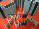 Frame da extrusão que anodiza/perfil de alumínio anodizado para o indicador e a porta