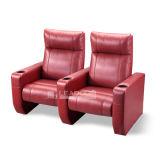 Los asientos del cine VIP Leadcom LS-821R
