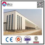 EPS Cemento Sandwich Estructura Panel de acero Casa prefabricada (X-p10)
