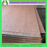 Comercial de madera contrachapada de 2.5-25mm