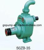 Bomba de água de escorvamento automático profissional 50zb-35