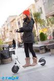 Más ligera del mundo de 200W Mini Scooter eléctrico con batería de litio