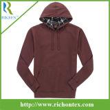 Kangroo карманное Hoody Linning Sweatershirt людей