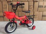 """Bicicleta interna do treinamento cesta do vermelho 12 de Hong Kong da """" por 3 anos velho"""