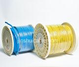 Fio eléctrico 1,5 2,5 4 6 10 para uso doméstico utilizando