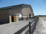 Дешевые гальванизированные панели скотин загородки лошади для сбывания (FLM-CP-019)