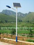 luces de calle solares de los 5m poste 20W (5M-S4)