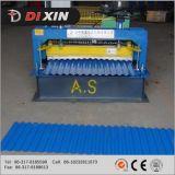 Telhas Onduladas máquina de formação, folha de metal de alumínio máquina de formação de rolos