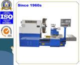 中国回すための専門CNCの旋盤大きい鋼鉄フランジ(CK61200)を