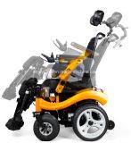 Кресло-коляска электричества с задним люнетом