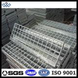 ISO9001 de gegalvaniseerde Loopvlakken van de Trede & de Loopvlakken van de Trede van het Staal