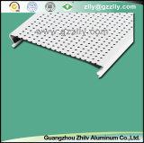 Het goede de c-Vorm van de Verkoop Plafond van het Schot van het Aluminium, Gesloten Lineair Plafond