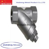 스테인리스 주물 CNC 기계로 가공 기계장치 펌프 (투자 주물)