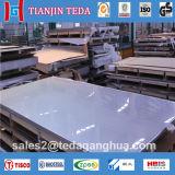 Placa de acero inoxidable de Tisco de la alta calidad