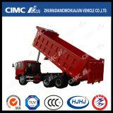 Venda quente Faw 50 toneladas de caminhão de descarga de levantamento dianteiro
