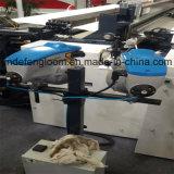 Baumwollgewebe-spinnender Webstuhl-Luft-Strahlen-Maschine mit dem Schaftmaschine-Verschütten