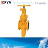 API 6D Flat Gate Valve for Ngs