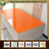 Panneau en MDF de haute qualité avec visage UV pour meubles