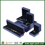 Caixa personalizada luxo de /Necklace da caixa de /Pendant da caixa de /Jewelry/caixa de jóia/caixa do anel