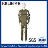 Police EquipmentのためのFbf-20g Anti Riot Uniform (Army Green)