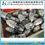 Suporte de dentes de mineração de carvão Bkh47 Perfuração de rocha Auger Bit Cutting Tools