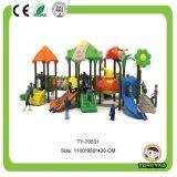 Новые коммерческие открытый слайд-игровая площадка (Ty-70531)