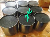 Substrato metálico del metal del panal del convertidor del catalizador para el extractor de automóvil