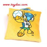 World Cup OEM Peluche Cushion Toy