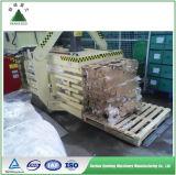 폐지 및 판지 상자 수평한 유압 포장기