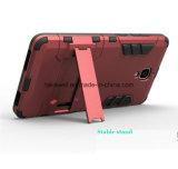 Caisse accessoire d'armure d'homme de fer d'OEM de téléphone portable en gros de la Chine pour le cas de couverture de téléphone portable de bord de la note 3 de Xiaomi Redmi