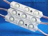 Venta caliente módulo LED de inyección de 5730.