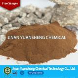 Polvo de la lignina como sodio aditivo químico Lignosulfonate de la eliminación del polvo