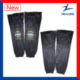 Peúgas do hóquei do gelo do fósforo do Sublimation da engrenagem do Sportswear do fabricante de Healong China