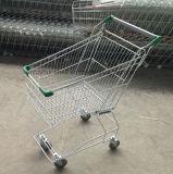 صنع وفقا لطلب الزّبون حامل متحرّك [شوبّينغ كرت] حقيبة عربة مع إطار قوّيّة