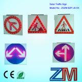 Дорожный знак СИД проблескивая солнечный/солнечный Signage/Signage движения