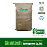 Fertilizante elevado da base do grânulo do ácido Humic do nitrogênio de Humizone