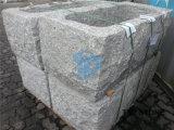 POT di fiore del granito, piantatrice del giardino e vaso di pietra della pietra
